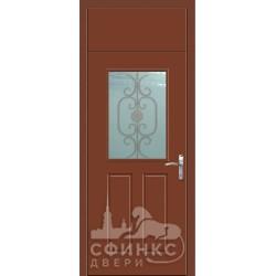 Входная металлическая дверь 64-86