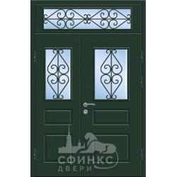 Входная металлическая дверь 58-98