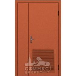 Входная металлическая дверь 58-54