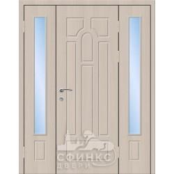 Входная металлическая дверь 04-33