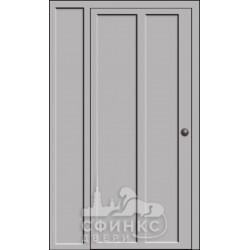 Входная металлическая дверь 62-37