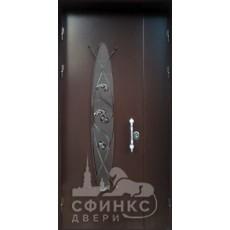 Металлическая дверь - 61-54