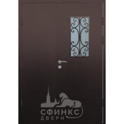 Входная металлическая дверь 64-78