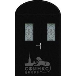 Входная металлическая дверь 58-110