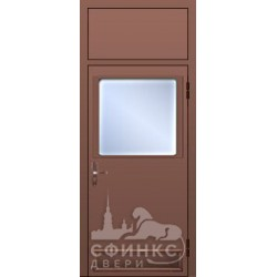 Входная металлическая дверь 58-30