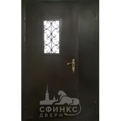 Входная металлическая дверь 64-47