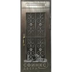 Входная металлическая дверь 64-17