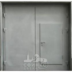 Входная металлическая дверь 61-16