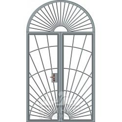 Входная металлическая дверь 008