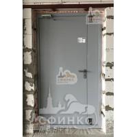 Металлическая дверь - 61-42