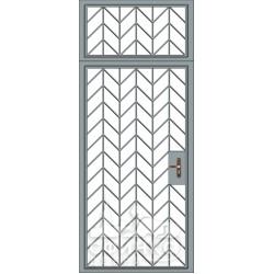 Входная металлическая дверь 005