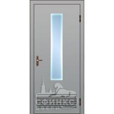 Металлическая дверь - 58-25