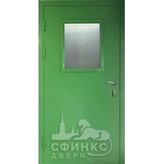 Металлическая дверь - 64-02