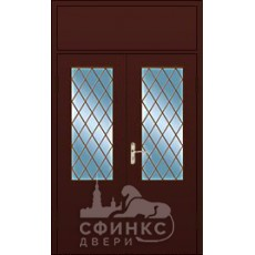 Металлическая дверь - 58-82