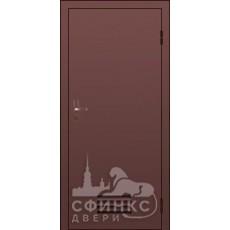 Металлическая дверь - 58-08