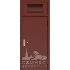 Металлическая дверь - 58-34
