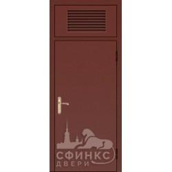 Входная металлическая дверь 58-34