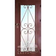 Металлическая дверь - 64-60