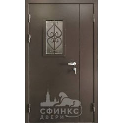 Входная металлическая дверь 64-43
