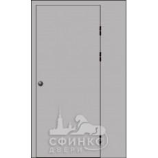 Металлическая дверь - 62-37
