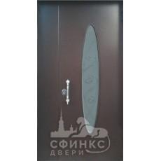 Металлическая дверь - 64-51
