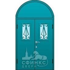 Металлическая дверь - 58-110