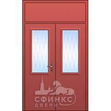 Металлическая дверь - 58-100