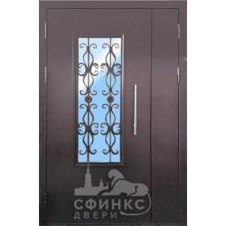 Входная металлическая дверь 64-06