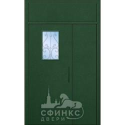 Входная металлическая дверь 62-44