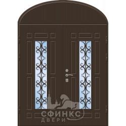 Входная металлическая дверь 58-117