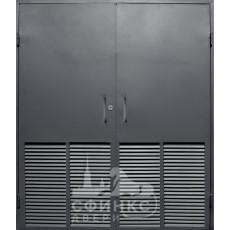 Металлическая дверь - 61-22