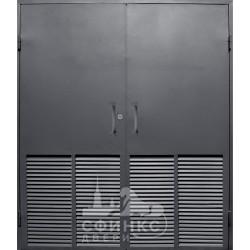 Входная металлическая дверь 61-22