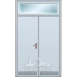 Входная металлическая дверь 58-104