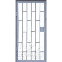 Металлическая дверь - 61-48
