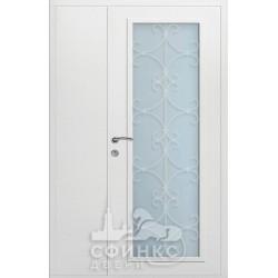Входная металлическая дверь 64-76