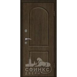 Входная дверь с зеркалом и шумоизоляцией 60-37