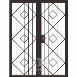 Входная металлическая дверь 007