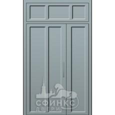 Металлическая дверь - 62-36