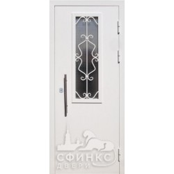 Входная металлическая дверь 64-10