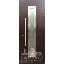 Входная металлическая дверь 64-01