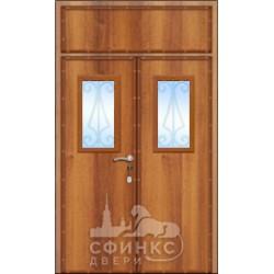 Входная металлическая дверь 58-90