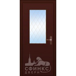 Входная металлическая дверь 58-01
