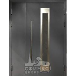 Входная металлическая дверь 64-08