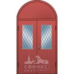 Входная металлическая дверь 58-119