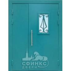 Металлическая дверь - 64-48