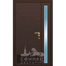 Металлическая дверь - 58-55