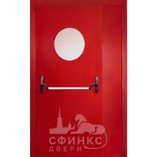 Металлическая дверь - 64-52