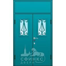 Металлическая дверь - 58-90