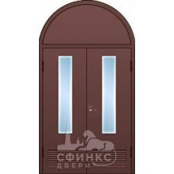 Входная металлическая дверь 58-109