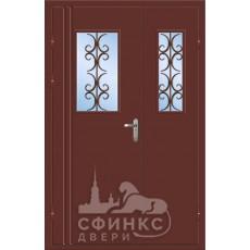 Металлическая дверь - 58-75
